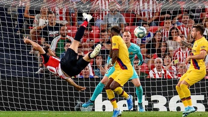תוצאת תמונה עבור aduriz vs barcelona
