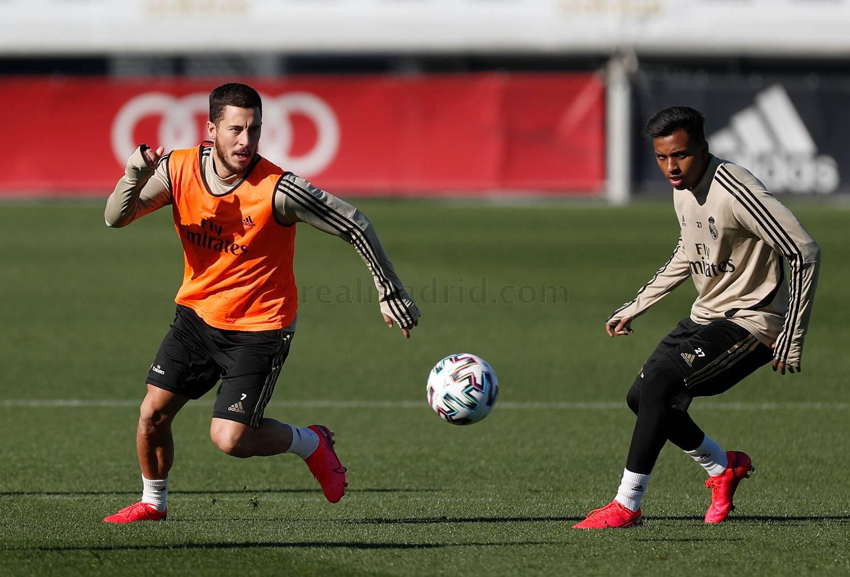 Real Madrid - Entrenamiento del Real Madrid - 05-02-2020